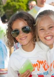 Summer Music Colour Run Series Celebrates its Fifth Year