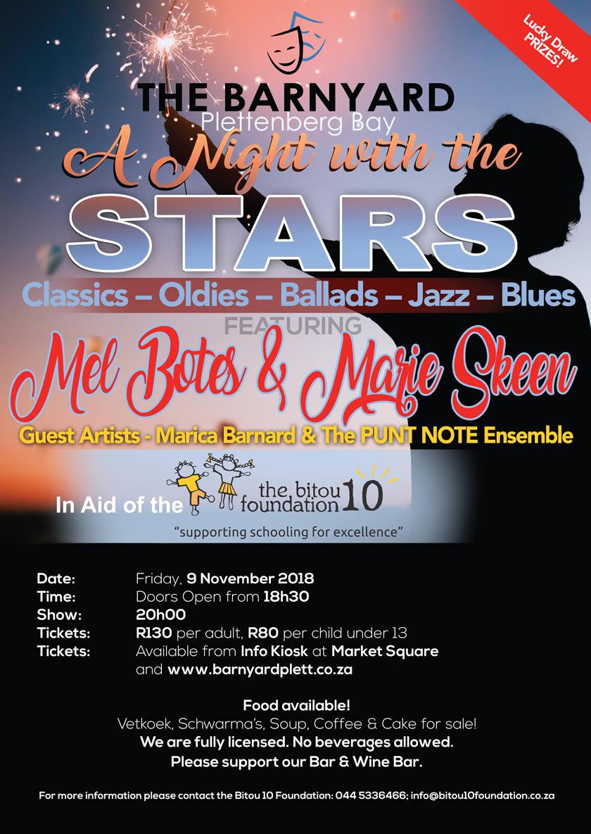 Barnyard NIGHT WITH THE STARS FINAL