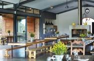 kay and monty wine farm restaurant plett