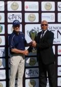 Vintage McNulty keeps cool to claim back-to-back SA Senior Open titles