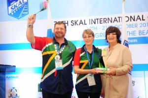 Stormsriver Adventures, originator of the world acclaimed Tsitsikamma Canopy Tours scoops two Skål International sustainable tourism awards in Mombasa, Kenya.