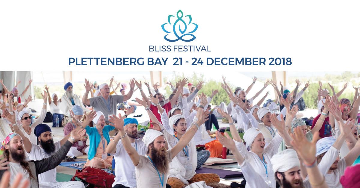 Bliss Fest Yoga in Plett