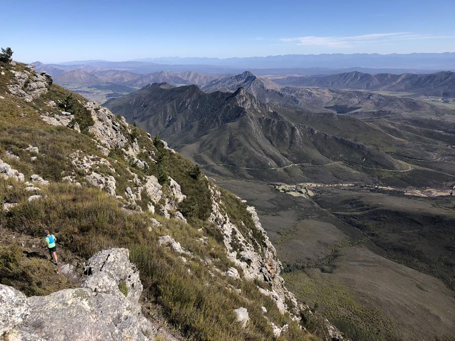 View from Cradock Peak