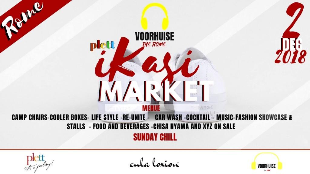 Plett Kasi Market