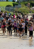 Results from the Rocks to Robberg beach run