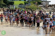 rocks to robberg beach race in Plett