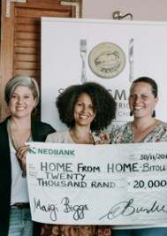 StreetSmart diners in Plettenberg Bay do it again in aid of vulnerable children