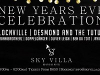 Sky Villa New Years Eve