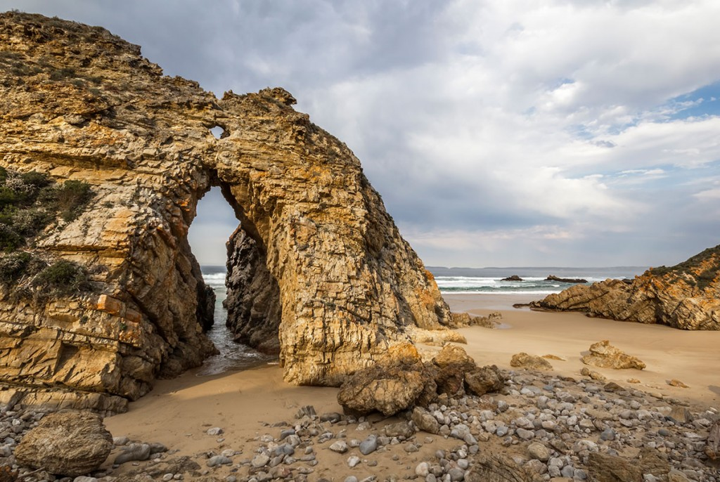 Arch Rock Plett, Cathedral Rock Keurboomstrand