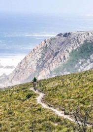 How to enjoy a long weekend of mountain biking in the Southern Cape – go in September!