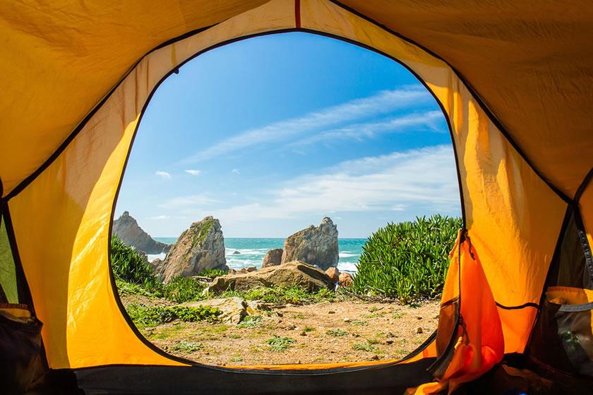 Camping in Plettenberg Bay