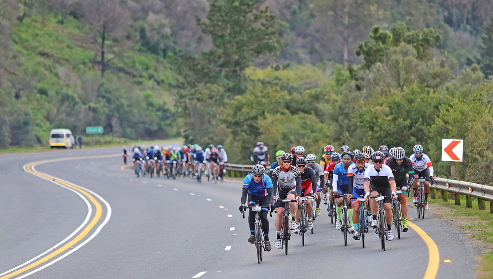 Knysna Cycle Tour 80 km Road Race has a new and exciting route this year