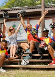 Lions Karoo to Coast and Dr Evil Classic support of local charities