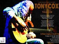 Tony Cox with Thuli Cox