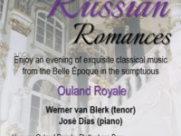 French and Russian Romances at Ouland Royale