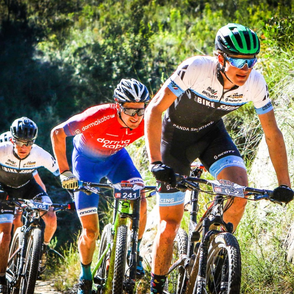 Dr Evil Classic 3 day MTB stage race in Plettenberg Bay