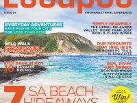 Storms River covers Escape magazine