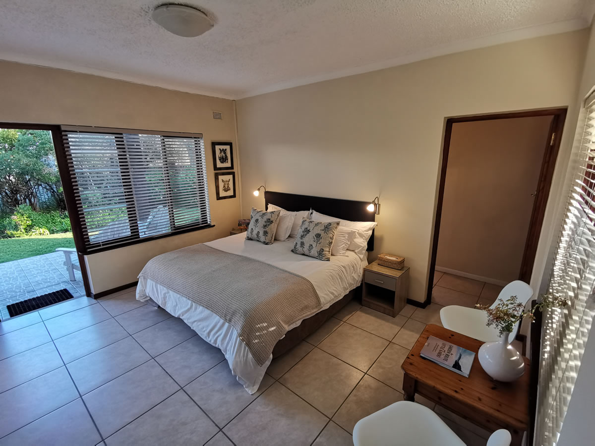 Plett Beacon House - Room 5 Double