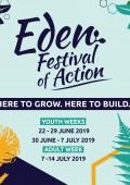 Greenpop 2019 Eden Festival of Action
