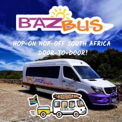 BazBus advert