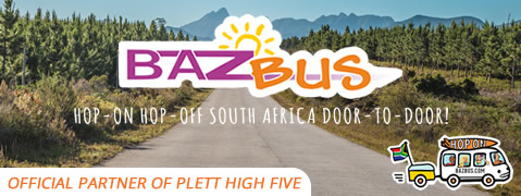 Baz Bus - Hop on hop off tour bus South Africa