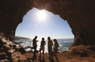 Shaen Adey, Point of Human Origins Pinnacle Point near Mossel Bay