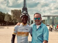 Plett local Siphe Ncapayi wins Under 23 GC in Paris