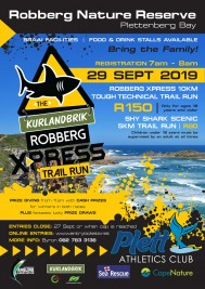 Robberg Xpress Trail Run