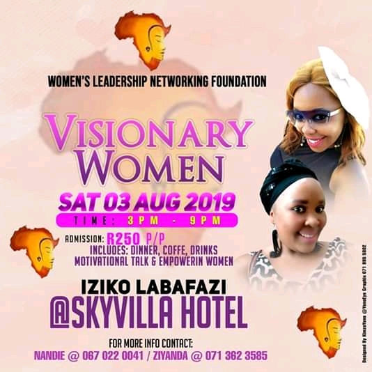 visionary women - women empowerment event plett