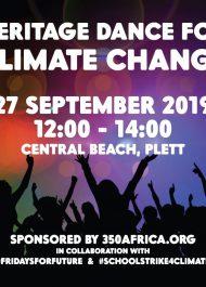 Plett Heritage Dance for Climate Change