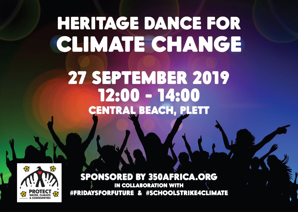 Plett Heritage Dance for Climate Change