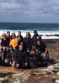 15 Belgian students on an adventure in Plettenberg Bay