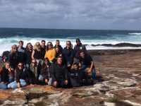 15 Belgian students on an adventure in Plettenberg Bay