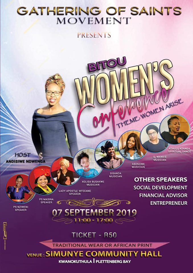 bitou womens conference