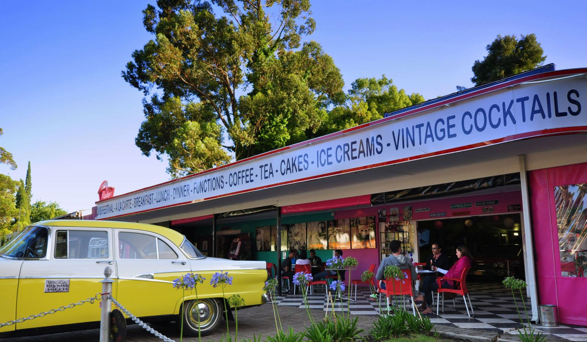 Marilyn S 60 S Diner Marilyn S 60 S Diner Storms River Village Breakfast Burgers Plett Tourism Accommodation Events Festivals Restaurants And Activities In Plettenberg Bay