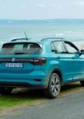 Plett the backdrop for new VW T-Cross