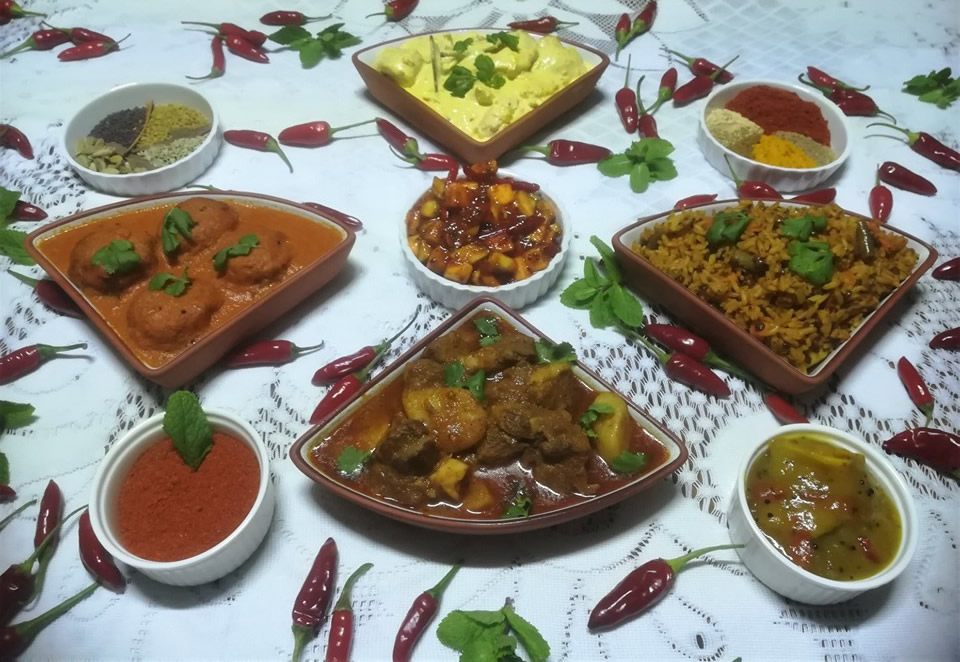 Curry 'N Spice Indian Food in Plettenberg Bay