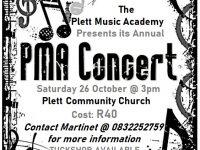 Plett Music Academy Concert
