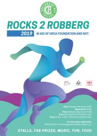 Rocks to Robberg Race and Beach Clean