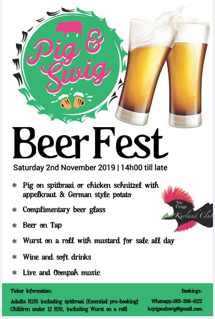 pig and swig beer fest