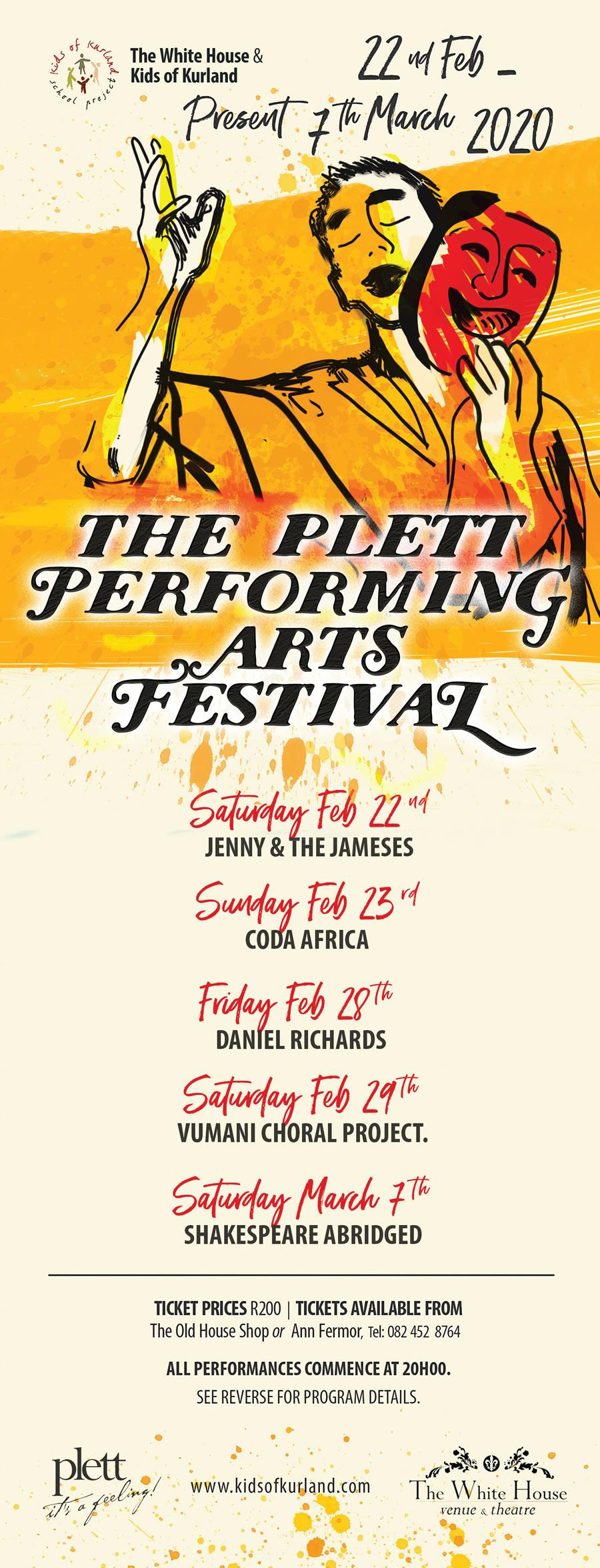 plett performing arts festival 2020