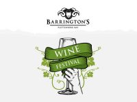 Barrington's Wine Festival
