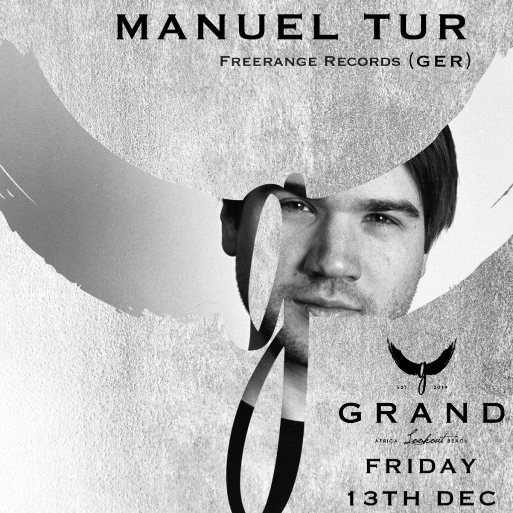 Geluk 13 Dec Manuel Tur in Plett