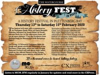 Watercourse History Festival