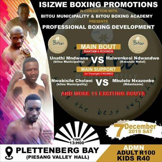 Isizwe-Boxing-Academy