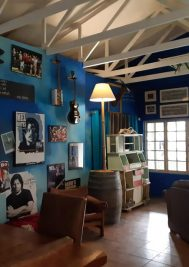 Mel's Place in Plettenberg Bay offers live jazz music