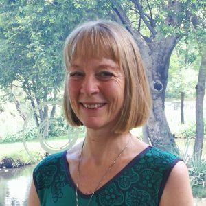 Professor Sarah Wurz of Witwatersrand