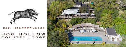 Hog Hollow Country Lodge accommodation in Plettenberg Bay