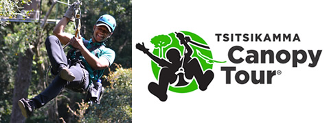 Tsitsikamma Canopy Tour / Woodcutter Journey & Guided Hikes