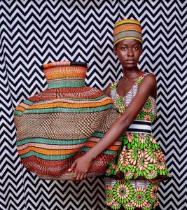 Baba Tree baskets from Ghana